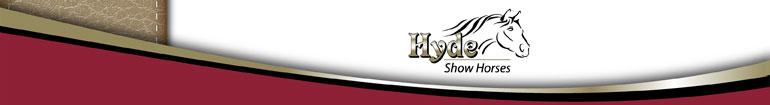 Hyde Show Horses Logo